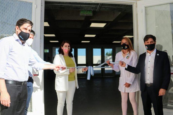 Moreno: Kicillof, Trotta y Mariel Fernandez inauguraron la Escuela N°84 en  Cuartel V – Diario Efecto